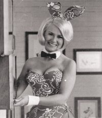 Bunny Bonnye - St. Louis Playboy Club 1963 - 1970